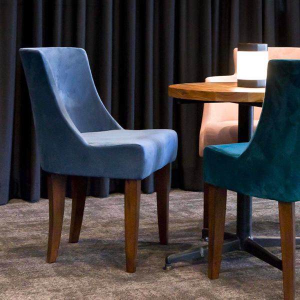 Amber Chair - Custom Upholstery