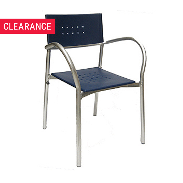 Betis Chair in Blue - Clearance