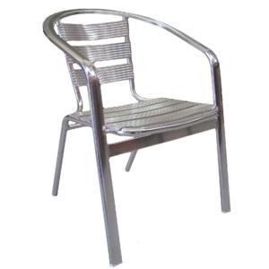 JZ012CA - Aluminium outdoor chair