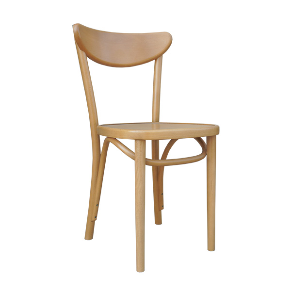 No. 1260 Chair in Natural