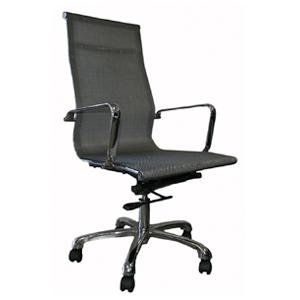 Stylus Mesh HB Office Chair in Blackin Black Mesh