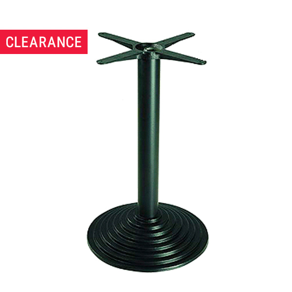 Cast Iron Table Base - Clearance Item