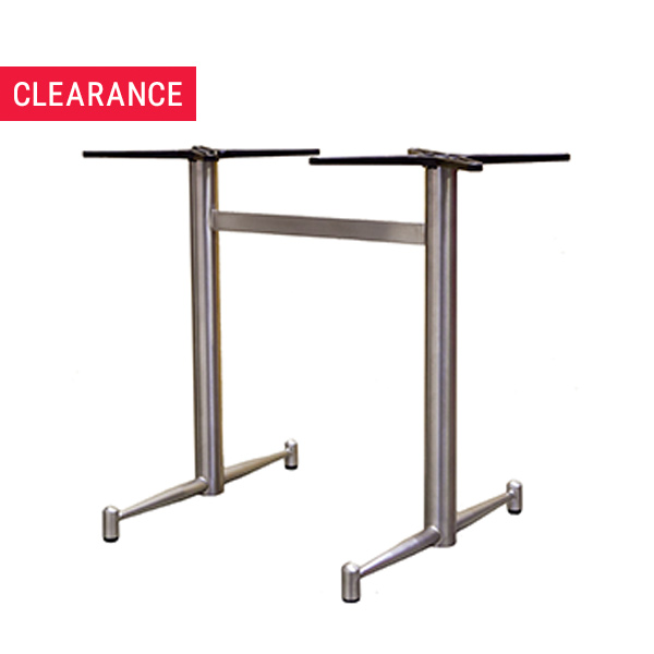 Galaxi Twin Table Base - Clearance Item