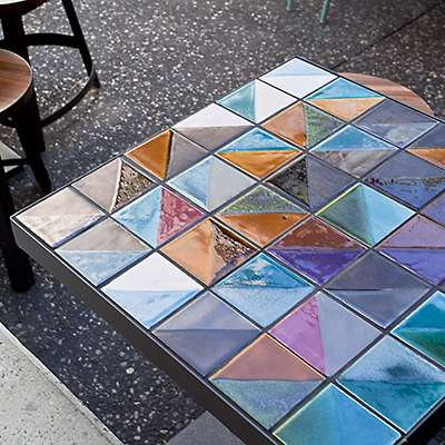 Mosaic Table-2
