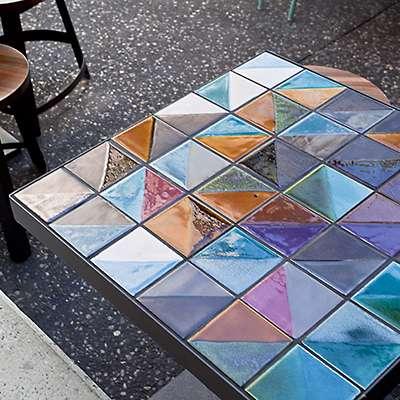 Mosaic Table-2