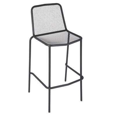 Trevi Bar Stool in Anthracite