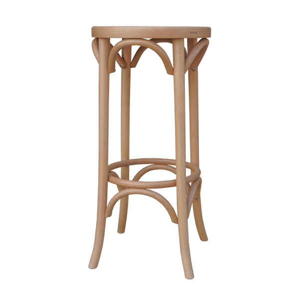 No. 9739 Stool in Natural