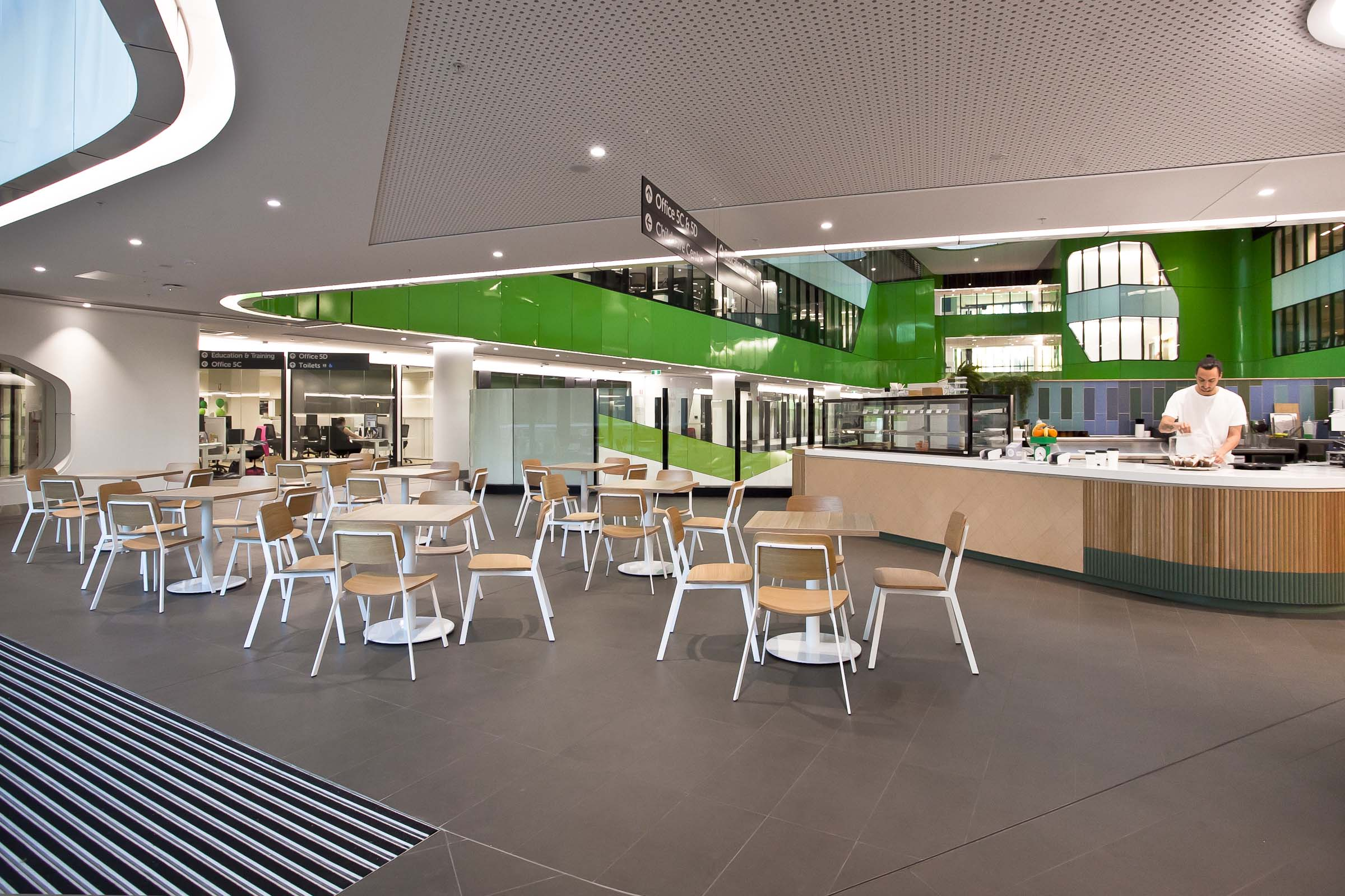 PCH Food Hall