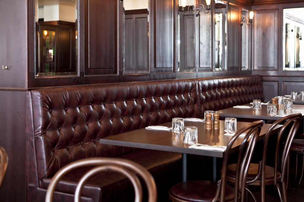 Banquette, Booths & Seatings