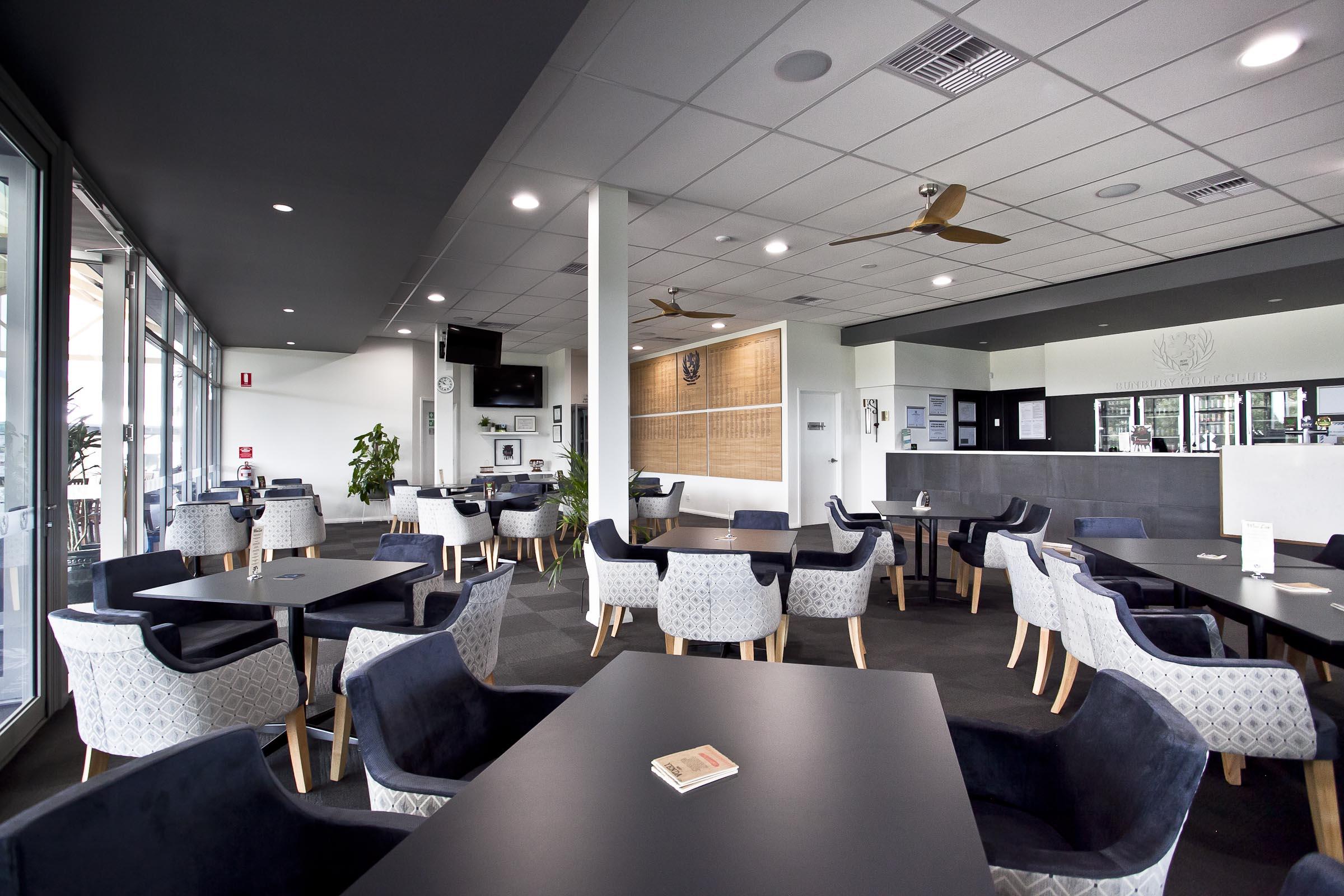 Feature Project - Bunbury Golf Club   Ergoline Furniture