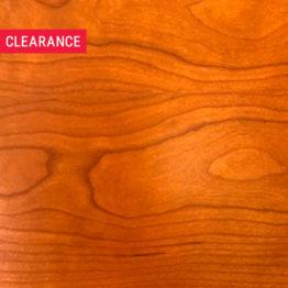 Veneer Oak Top - Clearance