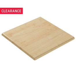Isotop Table Top in Maple - Clearance Item