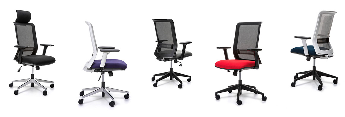 Entry Office Chairs by Kokuyo