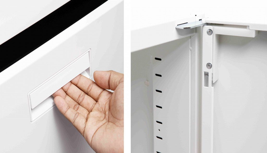 Medix Storage - Special Door Mechanism