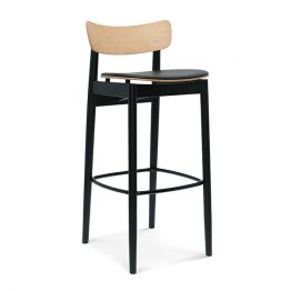 Nopp Barstool - Front View