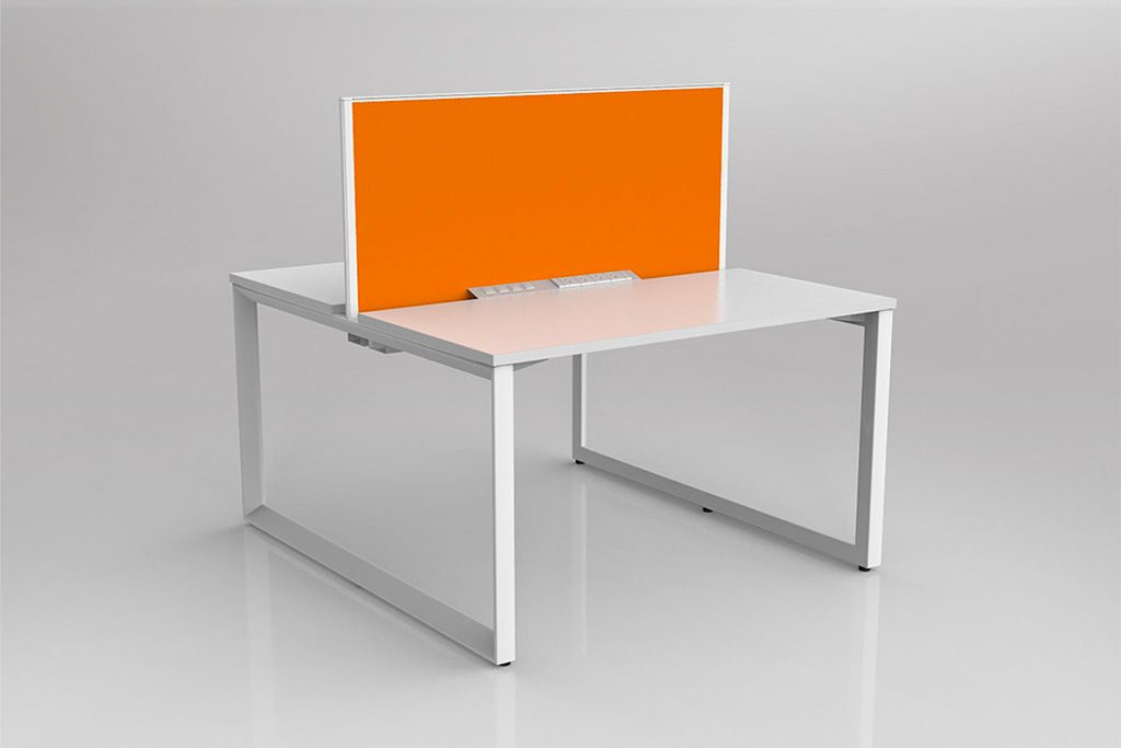 Anvil Series - 2 User Double-sided Workstation