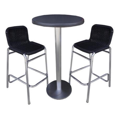 Brava Bar & Oslo Table Set