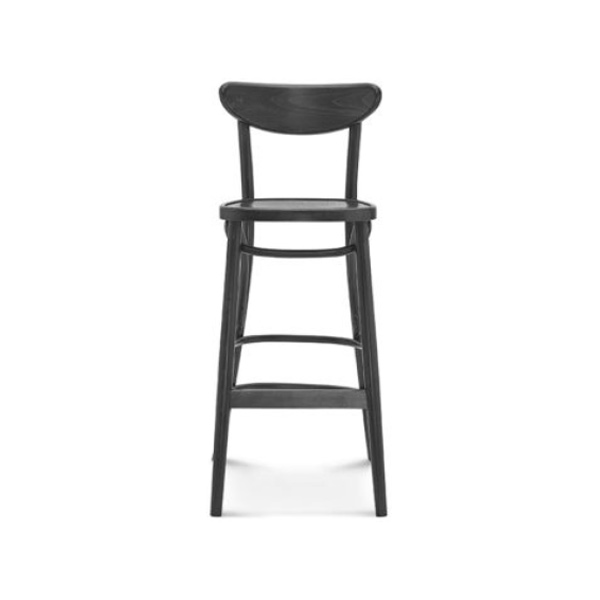 Espresso Bar Stool in Wenge