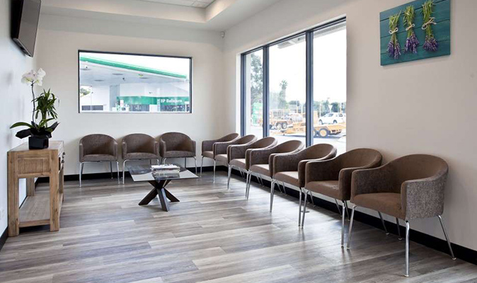 Alexander Heights Dental Centre - Upholstery of Dining Chairs