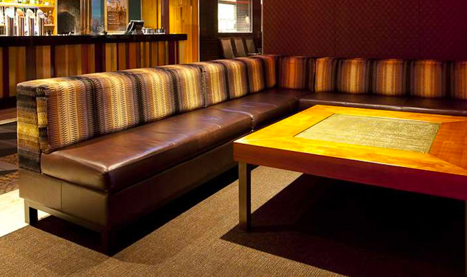 Empire Bar - Banquette Seating