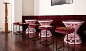Guildhall Manifesto - Banquette Seating