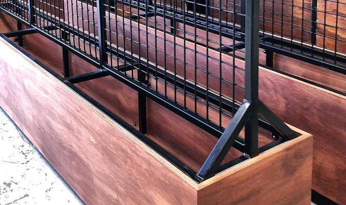 Ritrovo Mindarie Marina - Custom Made Planter Boxes