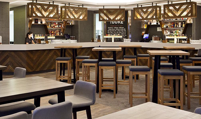 The Duke - Custom Made Timber Bar Stool Seating
