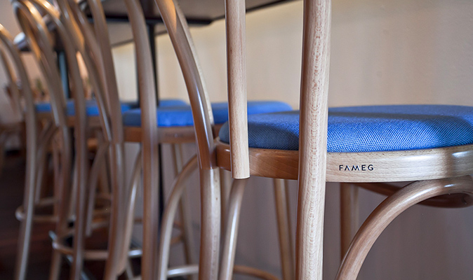 Ritrovo Mindarie Marina - Upholstered cushion seat pads - View Project