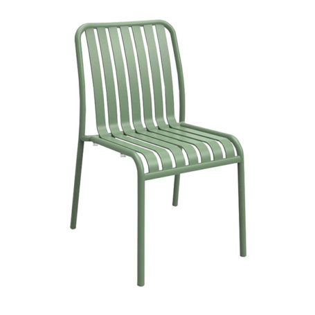Brighton Side Chair - Reseda Green