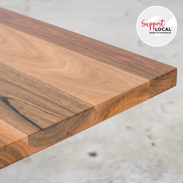 Spotted Gum Timber Table Top