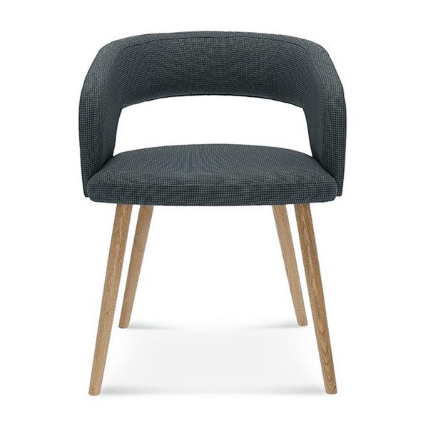 Cube Arm Chair - Natural