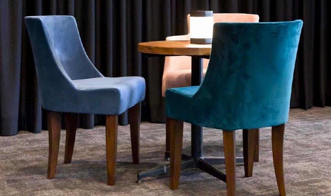 Brighton Mandurah - Upholstery of Dining Chairs