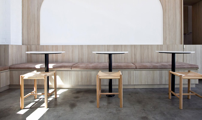 Three Sisters Mt Lawley - Upholstery of Custom Bench Seating