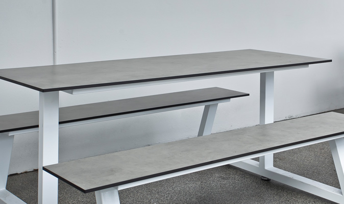 Spearwood Tavern - Custom Made A-Frame Picnic Table
