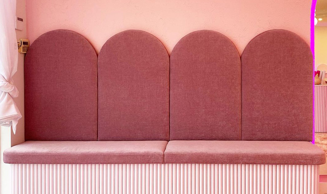 Luxe Label Hair - Upholstery for Custom Soft Seating