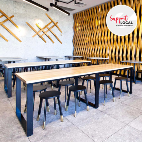 Custom Communal Table - Sakaba